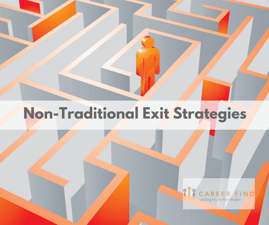 Non-Traditional Exit Strategies