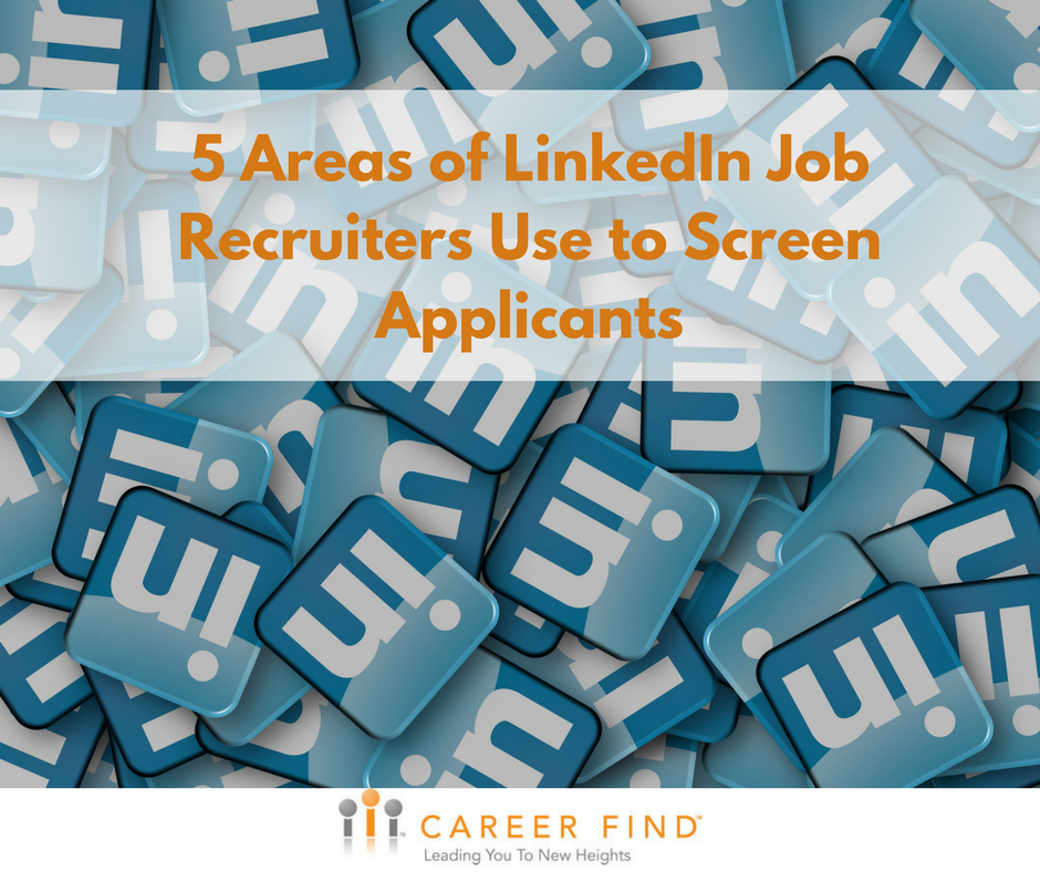 LinkedIn Use in Job Search