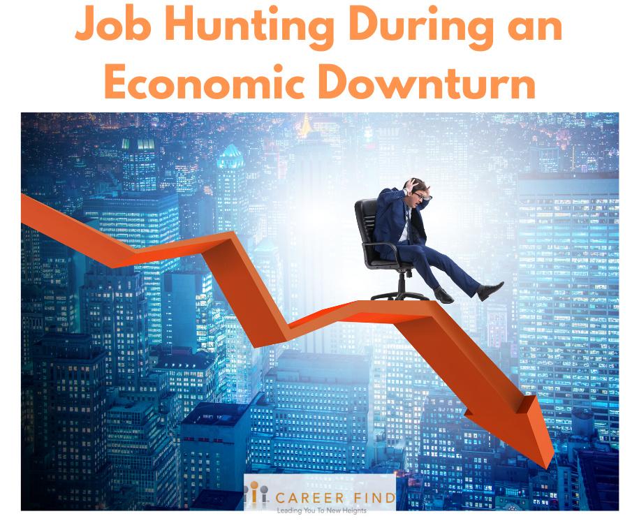 Job hunting during an economic downturn